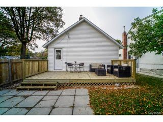 Photo 13: 549 St Catherine Street in WINNIPEG: St Boniface Residential for sale (South East Winnipeg)  : MLS®# 1424430