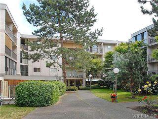 Photo 1: 314 3225 Eldon Pl in VICTORIA: SW Rudd Park Condo for sale (Saanich West)  : MLS®# 684850