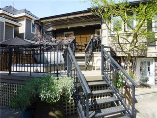 Photo 14: 2140 DUBLIN Street in New Westminster: Connaught Heights House for sale : MLS®# V1115352