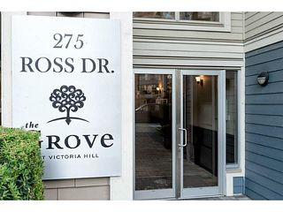 "Photo 2: 401 275 ROSS Drive in New Westminster: Fraserview NW Condo for sale in ""The Grove"" : MLS®# V1128835"