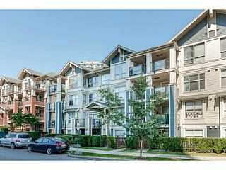 "Photo 1: 401 275 ROSS Drive in New Westminster: Fraserview NW Condo for sale in ""The Grove"" : MLS®# V1128835"