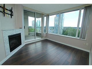 "Photo 4: 608 4888 BRENTWOOD Drive in Burnaby: Brentwood Park Condo for sale in ""FITZGERALD"" (Burnaby North)  : MLS®# V1130067"
