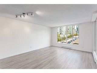 "Photo 4: 601 1500 HOWE Street in Vancouver: Yaletown Condo for sale in ""THE DISCOVERY"" (Vancouver West)  : MLS®# V1136345"