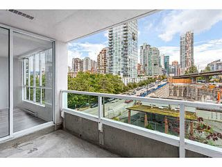 "Photo 9: 601 1500 HOWE Street in Vancouver: Yaletown Condo for sale in ""THE DISCOVERY"" (Vancouver West)  : MLS®# V1136345"
