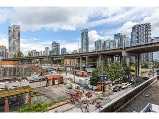 "Photo 15: 601 1500 HOWE Street in Vancouver: Yaletown Condo for sale in ""THE DISCOVERY"" (Vancouver West)  : MLS®# V1136345"