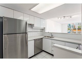 """Photo 2: 601 1500 HOWE Street in Vancouver: Yaletown Condo for sale in """"THE DISCOVERY"""" (Vancouver West)  : MLS®# V1136345"""