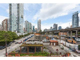 "Photo 14: 601 1500 HOWE Street in Vancouver: Yaletown Condo for sale in ""THE DISCOVERY"" (Vancouver West)  : MLS®# V1136345"