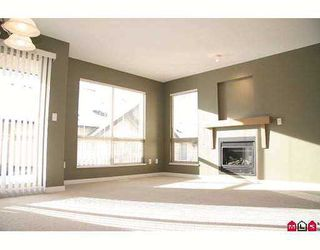 """Photo 3: 20350 68TH Ave in Langley: Willoughby Heights Townhouse for sale in """"SUNRIDGE"""" : MLS®# F2622048"""
