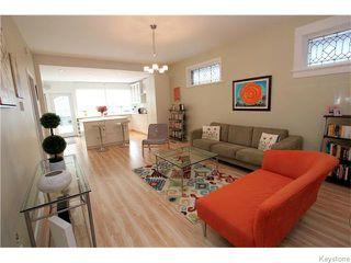 Photo 16: 798 Honeyman Avenue in WINNIPEG: West End / Wolseley Residential for sale (West Winnipeg)  : MLS®# 1525670