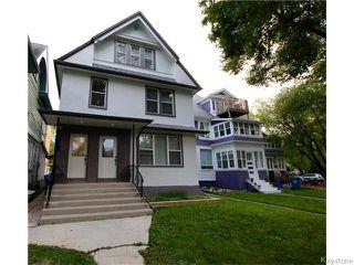 Photo 1: 798 Honeyman Avenue in WINNIPEG: West End / Wolseley Residential for sale (West Winnipeg)  : MLS®# 1525670