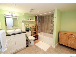 Photo 9: 798 Honeyman Avenue in WINNIPEG: West End / Wolseley Residential for sale (West Winnipeg)  : MLS®# 1525670