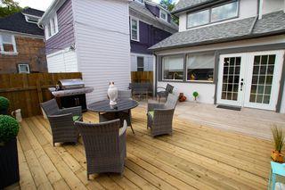 Photo 31: 798 Honeyman Avenue in WINNIPEG: West End / Wolseley Residential for sale (West Winnipeg)  : MLS®# 1525670