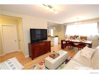 Photo 3: 798 Honeyman Avenue in WINNIPEG: West End / Wolseley Residential for sale (West Winnipeg)  : MLS®# 1525670