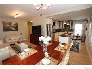 Photo 4: 798 Honeyman Avenue in WINNIPEG: West End / Wolseley Residential for sale (West Winnipeg)  : MLS®# 1525670