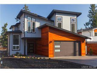 Photo 1: 3745 Ascot Dr in VICTORIA: SE Cedar Hill House for sale (Saanich East)  : MLS®# 717215