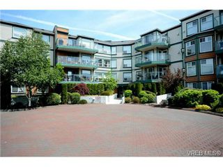 Photo 1: 108 899 Darwin Ave in VICTORIA: SE Swan Lake Condo for sale (Saanich East)  : MLS®# 733191