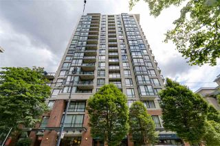 "Photo 1: 1203 1082 SEYMOUR Street in Vancouver: Downtown VW Condo for sale in ""FREESIA"" (Vancouver West)  : MLS®# R2079739"