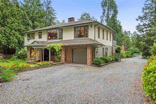 "Photo 1: 18554 88TH Avenue in Surrey: Port Kells House for sale in ""Port Kells"" (North Surrey)  : MLS®# R2086321"