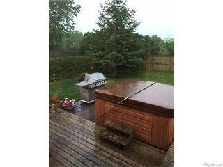 Photo 18: 37 Santa Clara Crescent in Winnipeg: Waverley Heights Residential for sale (1L)  : MLS®# 1626853