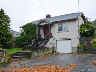 Photo 1: 1110 Topaz Ave in VICTORIA: Vi Hillside House for sale (Victoria)  : MLS®# 745504