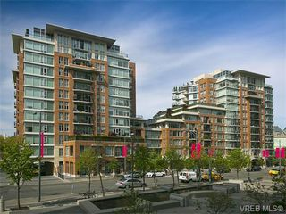 Photo 1: N101 737 Humboldt St in VICTORIA: Vi Downtown Condo for sale (Victoria)  : MLS®# 745941