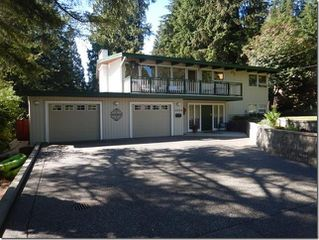 """Main Photo: 2960 WAGON WHEEL Circle in Coquitlam: Ranch Park House for sale in """"RANCH PARK"""" : MLS®# R2137148"""
