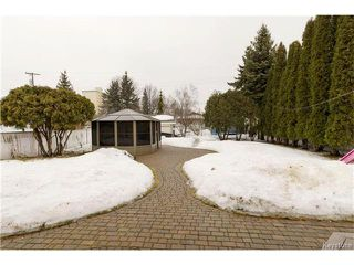 Photo 18: 241 Gilmore Avenue in Winnipeg: North Kildonan Residential for sale (3G)  : MLS®# 1703377