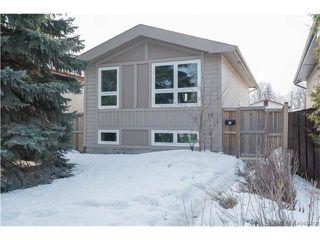 Photo 1: 59 Laurent Drive in Winnipeg: Grandmont Park Residential for sale (1Q)  : MLS®# 1703999