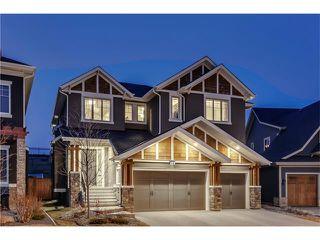 Main Photo: 157 ASPEN DALE Way SW in Calgary: Aspen Woods House for sale : MLS®# C4109846