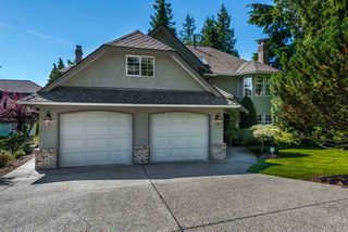 Photo 1: 416 SELMAN Street in Coquitlam: Coquitlam West House for sale : MLS®# R2162537