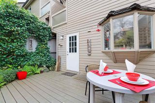 """Photo 9: 14 230 W 15TH Street in North Vancouver: Central Lonsdale Townhouse for sale in """"Lamplighter"""" : MLS®# R2166295"""