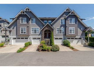 "Photo 1: 15 8881 WALTERS Street in Chilliwack: Chilliwack E Young-Yale Townhouse for sale in ""Eden Park"" : MLS®# R2175860"