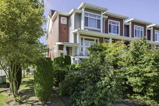"Photo 1: 10 4388 MONCTON Street in Richmond: Steveston South Townhouse for sale in ""IMPERIAL LANDING"" : MLS®# R2188029"