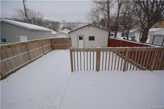 Photo 17: 453 Des Meurons Street in Winnipeg: St Boniface Residential for sale (2A)  : MLS®# 1730822