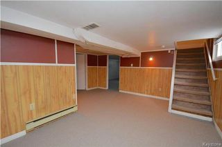 Photo 15: 453 Des Meurons Street in Winnipeg: St Boniface Residential for sale (2A)  : MLS®# 1730822