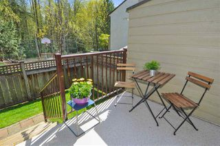 "Photo 17: 42 3190 TAHSIS Avenue in Coquitlam: New Horizons Townhouse for sale in ""New Horizons Estates"" : MLS®# R2262237"