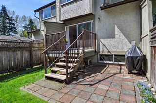 "Photo 18: 42 3190 TAHSIS Avenue in Coquitlam: New Horizons Townhouse for sale in ""New Horizons Estates"" : MLS®# R2262237"