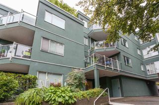 "Photo 1: 203 1550 MARINER Walk in Vancouver: False Creek Condo for sale in ""Mariners Point"" (Vancouver West)  : MLS®# R2288697"