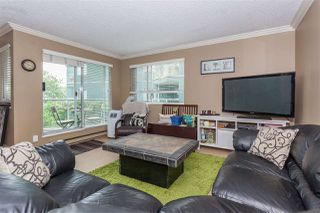 "Photo 11: 203 1550 MARINER Walk in Vancouver: False Creek Condo for sale in ""Mariners Point"" (Vancouver West)  : MLS®# R2288697"