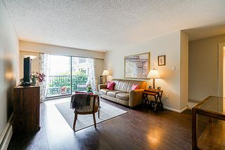 "Photo 3: 201 5450 EMPIRE Drive in Burnaby: Capitol Hill BN Condo for sale in ""EMPIRE PLACE"" (Burnaby North)  : MLS®# R2296980"