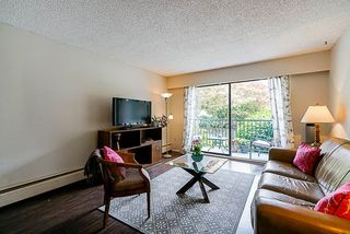 "Photo 4: 201 5450 EMPIRE Drive in Burnaby: Capitol Hill BN Condo for sale in ""EMPIRE PLACE"" (Burnaby North)  : MLS®# R2296980"