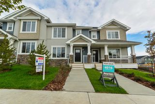 Main Photo: 4016 Blackbird Link in Edmonton: Zone 59 Attached Home for sale : MLS®# E4129983