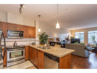 "Photo 3: 225 12350 HARRIS Road in Pitt Meadows: Mid Meadows Condo for sale in ""KEYSTONE"" : MLS®# R2321205"