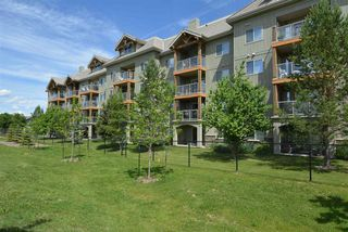 Main Photo: 219 278 SUDER GREENS Drive in Edmonton: Zone 58 Condo for sale : MLS®# E4140248