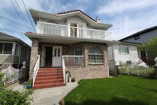 Photo 1: 4212 WINDSOR Street in Vancouver: Fraser VE House for sale (Vancouver East)  : MLS®# R2333581