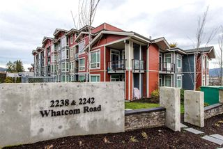 "Main Photo: 109 2242 WHATCOM Road in Abbotsford: Abbotsford East Condo for sale in ""The Waterleaf"" : MLS®# R2334189"