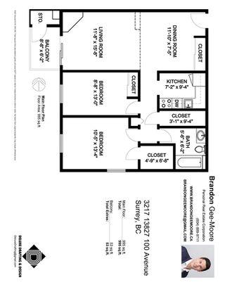Photo 17: 3217 13827 100 Avenue in Surrey: Whalley Condo for sale (North Surrey)  : MLS®# R2340132