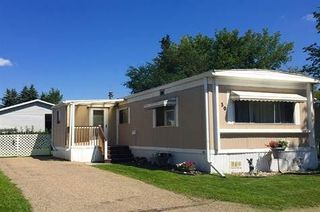 Photo 1: 30 West View Boulevard Boulevard NW in Edmonton: Zone 59 Mobile for sale : MLS®# E4145491