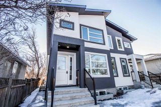 Main Photo: 6719 106 Street in Edmonton: Zone 15 House Half Duplex for sale : MLS®# E4147925