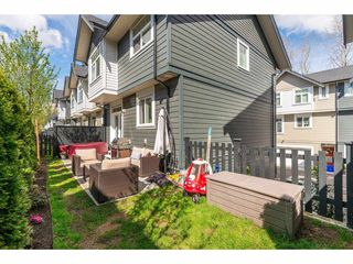 "Photo 18: 76 7665 209 Street in Langley: Willoughby Heights Townhouse for sale in ""Archstone"" : MLS®# R2359787"